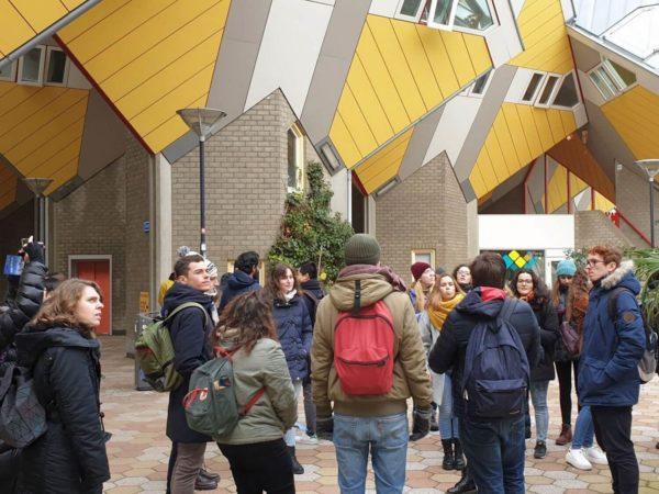 dusseldorf day trip to rotterdam